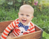 Baby Cardigan and Bow Tie Set - Trendy Baby Boy - Fall Orange and Oat - Cardigan Onesie