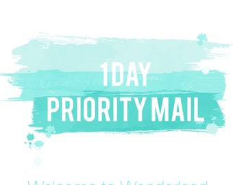 USPS 1-2 Day Priority Mail Express Shipping