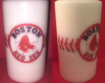 Favorite Sports Team Custom Decorative Candles