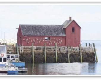 iPhone Case , Fine Art Photography, Motif #1, iPhone 4/4s , iPhone 5/5s, iPhone 5c, iPhone 6, Rockport Fishing Shack