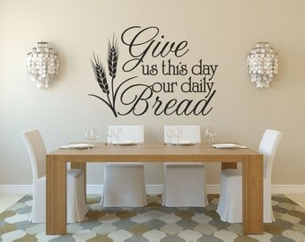 Christian Wall Decal Family Wall Decal Scripture Wall - Vinyl wall decals bible verses
