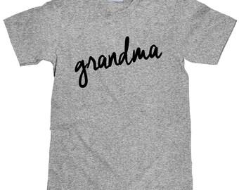 Grandma T Shirt - New Grandma Gift Idea - Item 1421