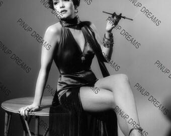 "Jane Wyman Vintage Retro Photo Wall Art Print of Hollywood Movie Stars size A4 (11.7"" x 8.3"")"
