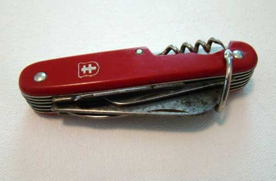 Colonial Usa Mountain Guide Knife Swiss Army Knife Multi
