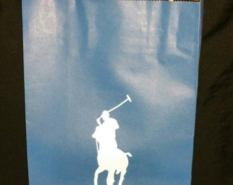 Polo Themed Gift Bags