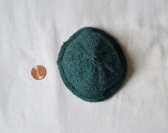 Green Mini Kippah