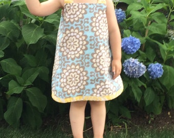 The Dowses-Girls reversible sundress
