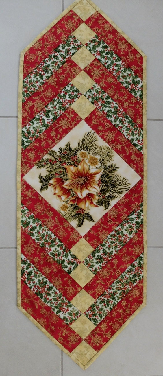 Quilted Christmas Stocking Pattern