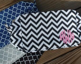 Personalized Cosmetic Bag - Personalized Toiletry Bag - Custom Makeup Bag