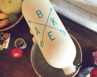 BAKE: Cool Crossed Arrows KItchenaid Mixer Decal