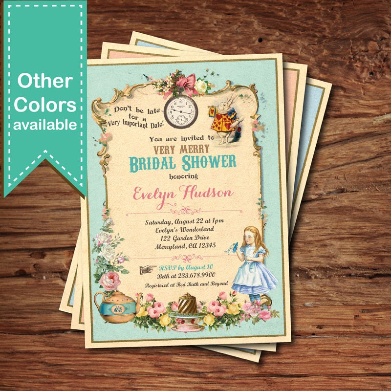 Baby Shower Invitations Tea Party for nice invitation sample