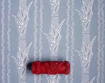 Patterned Paint Roller No.10  from Paint & Courage