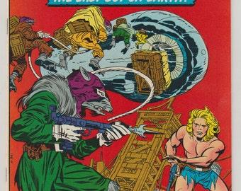Kamandi, Vol 1, 2 Bronze Age Comic Book. VF/NM.  January 1973.  DC Comics