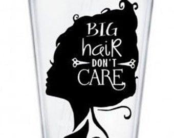 Hair Stylist Hair Dresser Gift Cosmetology Hairdresser Cup Beautician Hair Salon Hairstylist Gift Cosmetologist Gift For Stylist Big Hair
