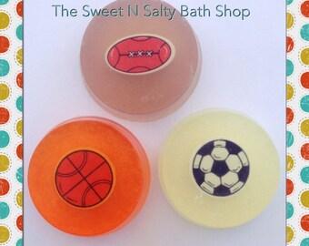 Kids Sports Prize Soap