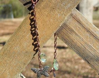 Butterfly Charm Bracelet *SALE*