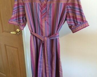 1960s Vintage Neiman Marcus Dress