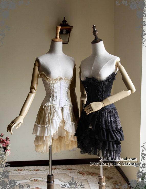 Exclusive Designer Fashion Neo Ludwig Chiffon Lover Waltz