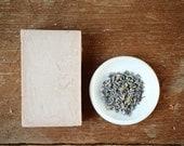 No. 2 LONDON FOG SHAVE   Gift for Her   Organic Shaving Soap   Women's Shave Soap   Kaolin Clay, Bergamot, Lavender + Vanilla