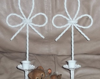 homco wall sconces etsy