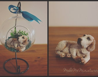 Custom Pet or Animal Sculpture Hanging Display