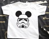 T Shirt, Boys, Girls, Teens, Disney Inspired, Mickey Mouse, Disney World, Disneyland