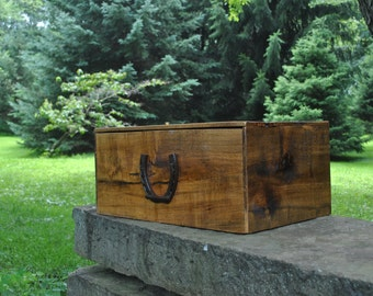Rustic Wedding/Party Card Box