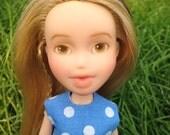 Repainted Bratz Custom OOAK Doll Makeunder Make Under Handmade Upcycled Girl Peyton Child
