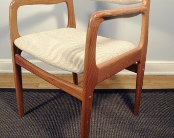 Vintage Danish Mid Century Chair - GREAT PRICE