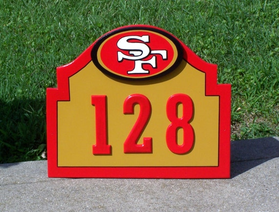 San francisco 49ers home decor san francisco 49ers light for 49ers bathroom decor