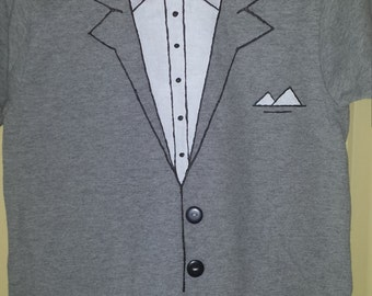 Pee-Wee Herman Shirt for Children and Adults (Free Shipping!)