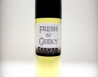 Seeker - Inspired by Cassandra from Dragon Age - Roll on Perfume