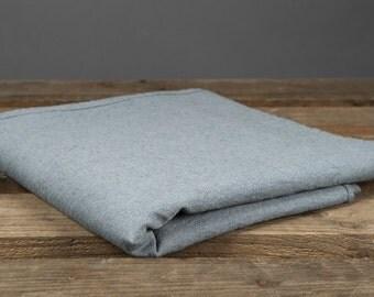 Flat Sheets - Linen Bed Sheets - Linen Bedding - Grey Sheets Linens