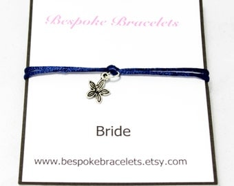 Bride to be bracelet | Bride jewellery | Wedding gift | Bride gift | Wedding bracelet | wedding jewellery | bridal jewellery | Gift for her