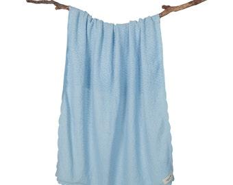 Baby Blanket Georgie Pima Cotton