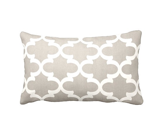 Throw Pillows For Taupe Sofa : Taupe Pillow Cover Taupe Throw Pillow Cover Moroccan Pillows