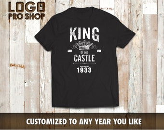 83rd birthday, 83rd birthday gifts for men, 83rd birthday gift, 83rd birthday tshirt, 1933, 83rd birthday, the king 1933