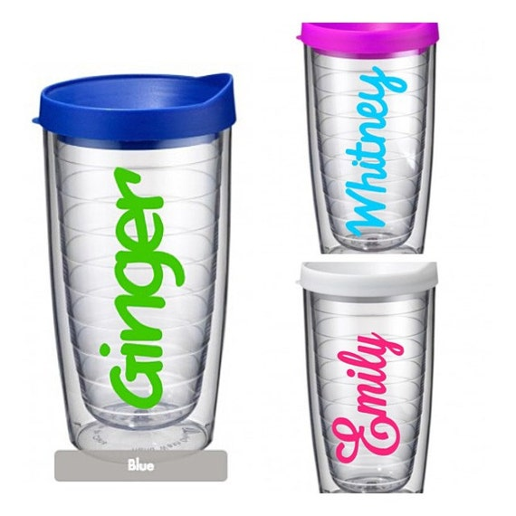 Tervis has hundreds of college tumblers that show off your school spirit and make great gifts for graduates, alumni, students, parents and fans.