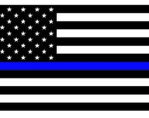 Thin Blue Line decal, Thin Red Line decal, Thin Yellow line, Black American Flag decal, Car Decal, Tumbler decal,Yeti Decal, Police decal