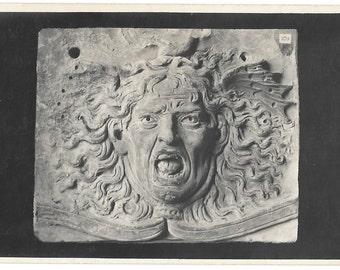 Musei Archeologici,  Perugia,  Italy, Antique Circa 1920 Unused Postcard, Art Card