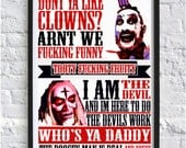 House of 1000 corpses // Devils rejects // Print // Digital download