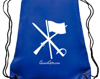 Color Guard Tote Bag | Perfect Gift for the Winter Guard too
