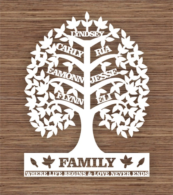 digital family tree