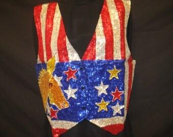Democratic vest #652