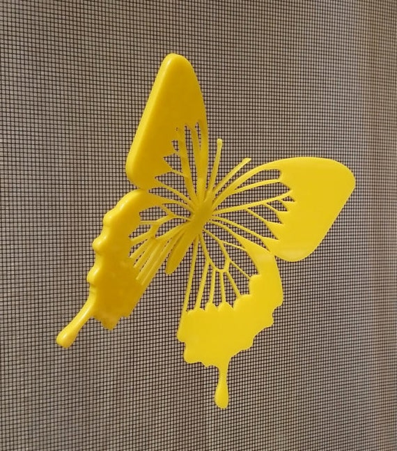 Screen Door Saver Magnetic Australian Ulysses Butterfly