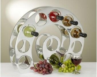 The Waterwheel Wine Rack