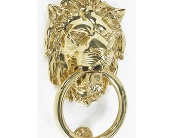 Door Knocker (The Ascot Lion)
