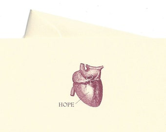 Hope note card set - The Casa Marengo Collection