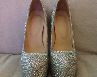 Crystal pumps size 5.5