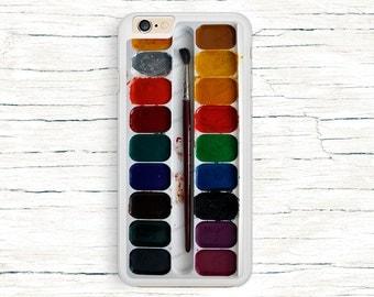 iPhone 6 Case, iPhone 6 Plus Case - Watercolor Palette